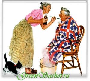 Ароматерапия для пожилых людей. Профилактика бронхолегочных заболеваний.